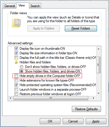 Hide extensions: Windows Live Mail Forensics