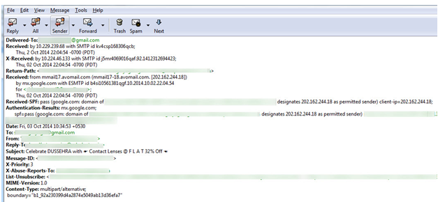 Claws Mail Mailbox Forensic Analysis on Windows OS