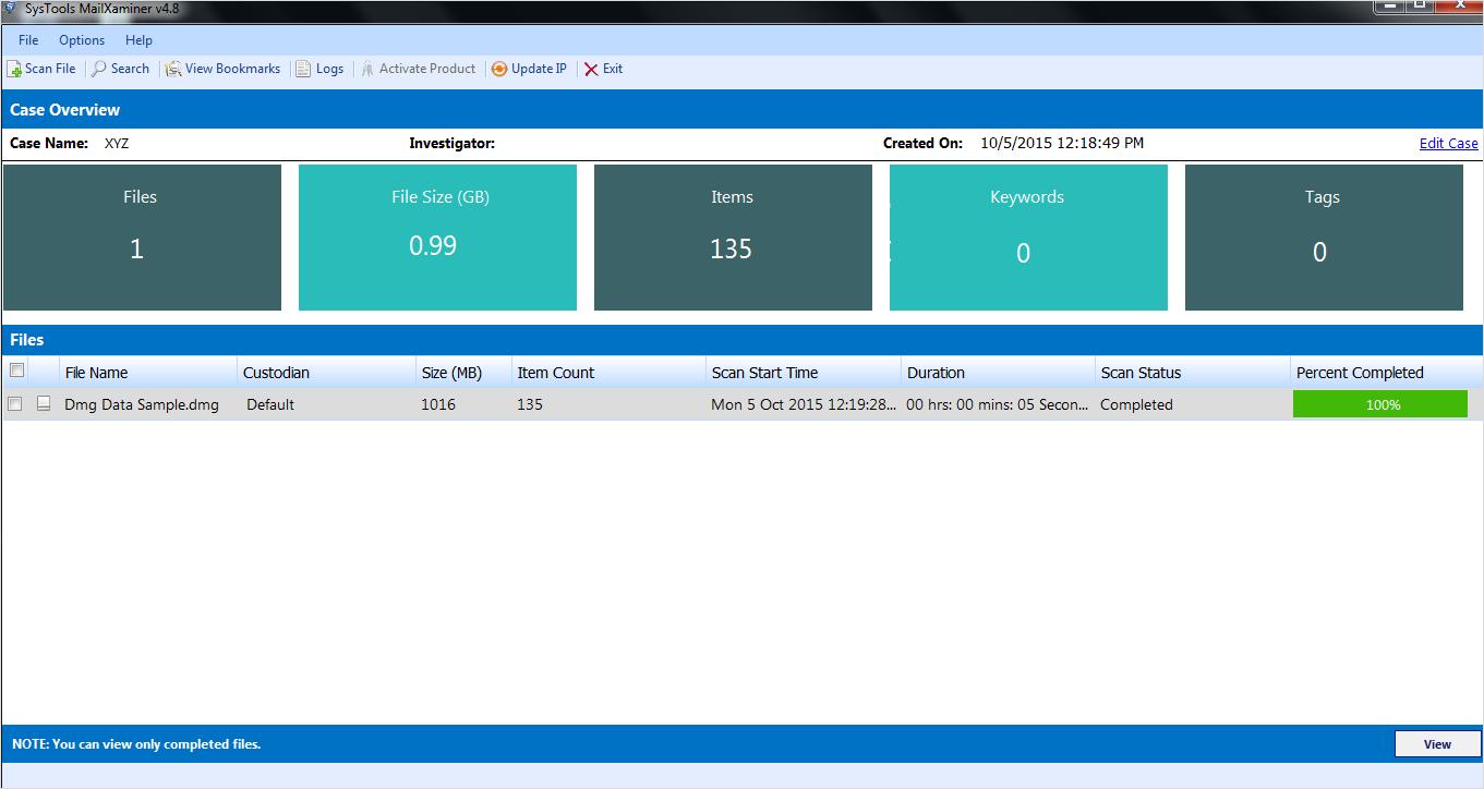 view dmg files in windows 8