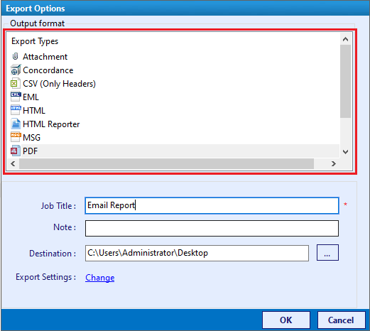 Export Evidence from EnCase File