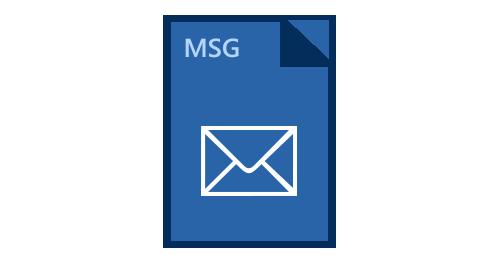msg file format