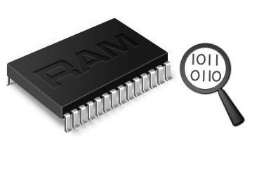 RAM memory forensics