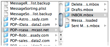 Data Storage Analysis