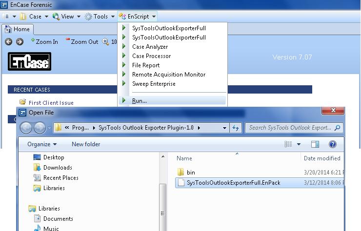 Outlook Exporter